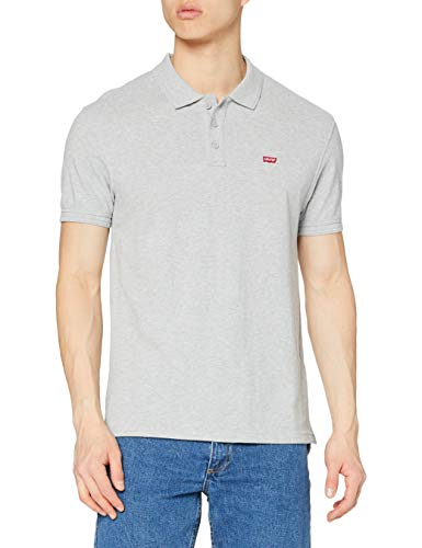 Levi's Herren Levi'S Housemark Poloshirt, Grau (Heather Grey), XXL(UK) von Levi's