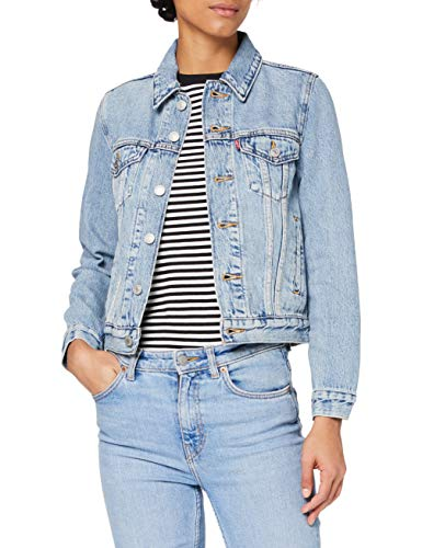 Levi's Damen Original Trucker Jacket, All Mine, X-Large von Levi's