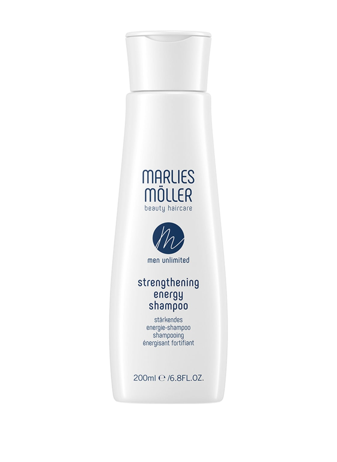 Marlies Möller Men Unlimited Strengthening Energy Shampoo 200 ml von MARLIES MÖLLER