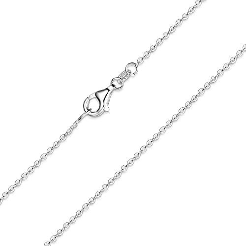 massiv Sterling Silber 925 Ohrringe Durchzieher Dreieck mit Kette 60 mm lang