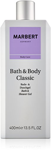 Marbert Bath & Body Classic femme/woman, Bath & Shower Gel, 1er Pack (1 x 400 ml) von Marbert