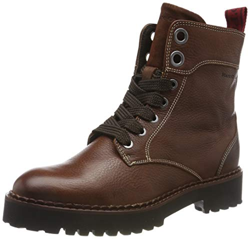 Marc O'Polo Damen 90814786301100 Stiefeletten, Braun (Brown 765), 42 EU von Marc O'Polo