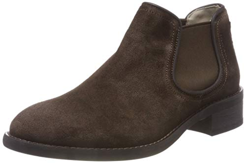 Marc O'Polo Brown 790 Dark Boots 38 Damen Chelsea Braun 3 EU 2 qCwRZFgq