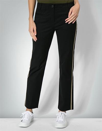 Damen Camouflage Latz Jeans 0197 Ital-design