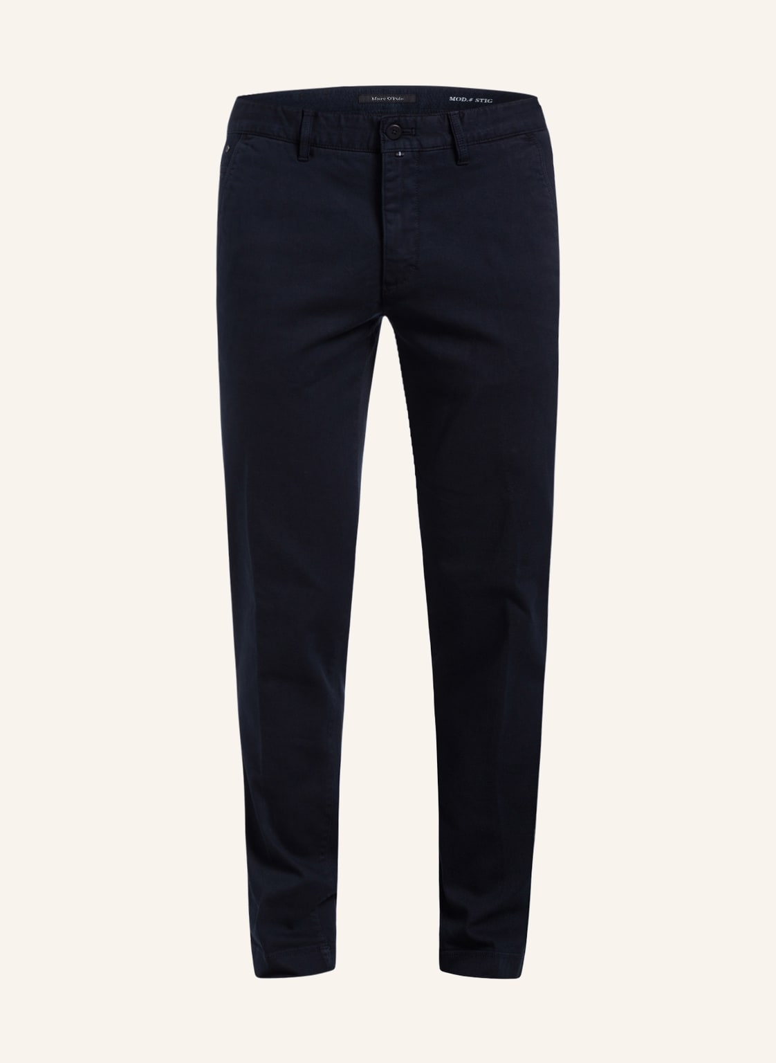 Marc O'polo Chino Stig Tapered Fit blau von Marc O'Polo