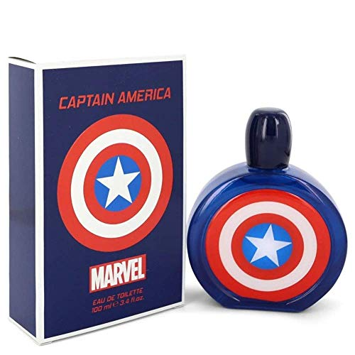 Captain America by Marvel Eau De Toilette Spray 3.4 oz / 100 ml (Men) von Marvel