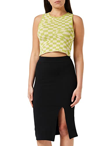 Mavi Damen Long Cardigan Strickjacke, Almond-Irish Cream, L von Mavi