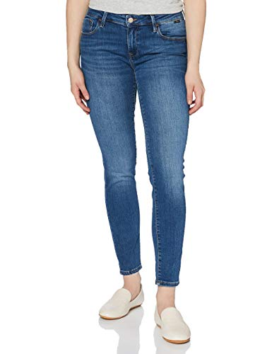 Mavi Damen Adriana Jeans, Deep Shaded, W25/L32 von Mavi