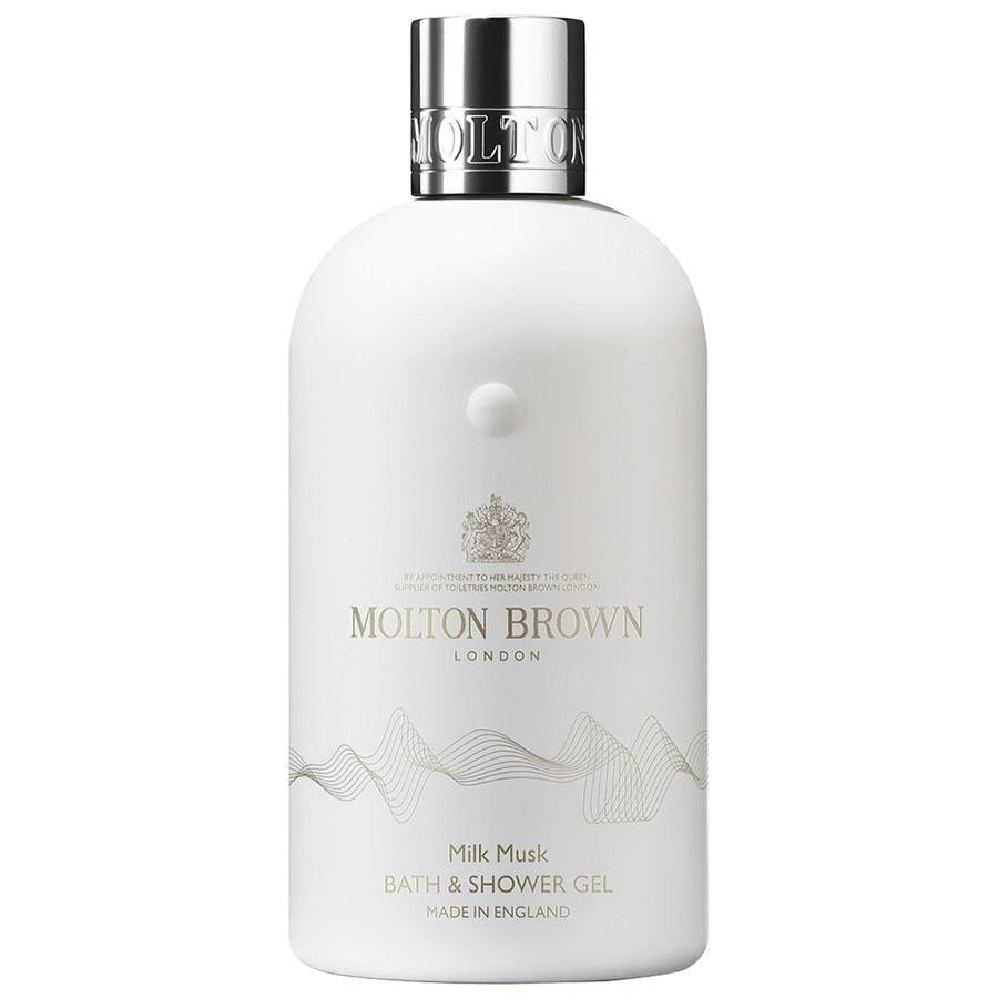 Molton Brown Body Essentials Molton Brown Body Essentials Milk Musk Bath & Shower Gel Duschgel 300.0 ml von Molton Brown