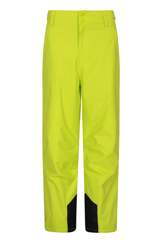 Gravity Herren Skihose - Grün von Mountain Warehouse