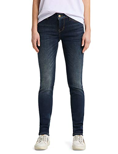 mustang damen slim jeans jasmin gr w27 l30 blau dark used 586 von mustang damenmode. Black Bedroom Furniture Sets. Home Design Ideas
