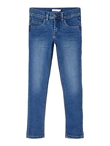 Name It Nmmryan Dnmcart Pant Camp Jeans Fille