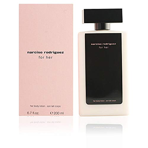 Narciso Rodriguez femme / woman, Bodylotion 200 ml, 1er Pack (1 x 200 ml) von Narciso Rodriguez