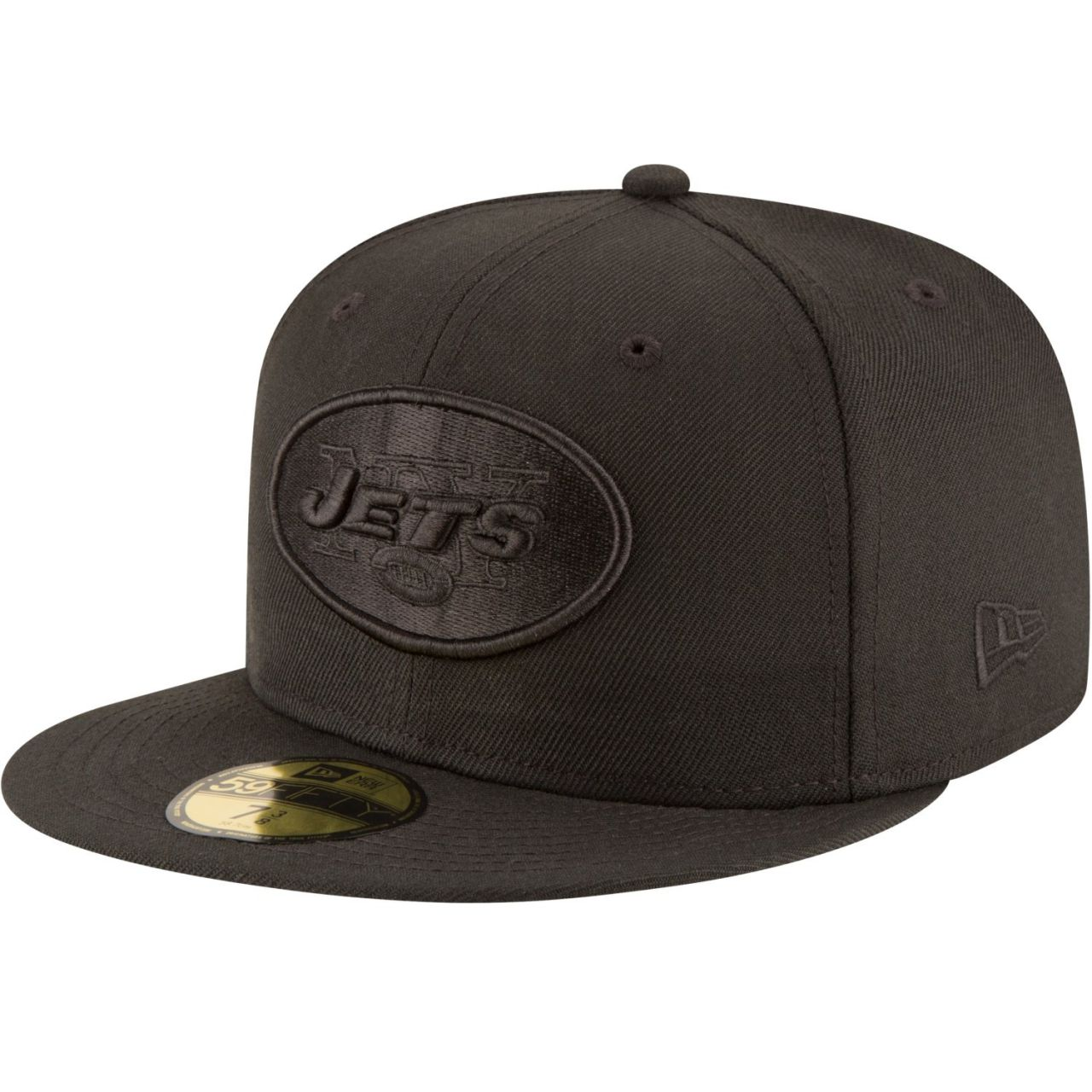 New Era 59Fifty Cap - NFL BLACK New York Jets von New Era
