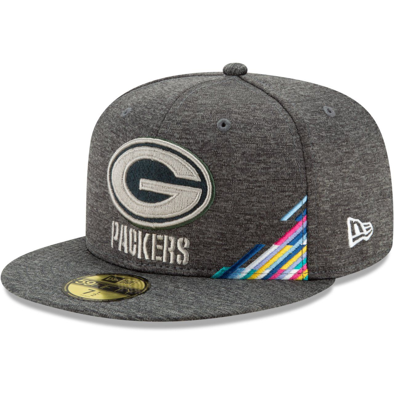 New Era 59Fifty Fitted Cap - CRUCIAL CATCH Green Bay Packers von New Era