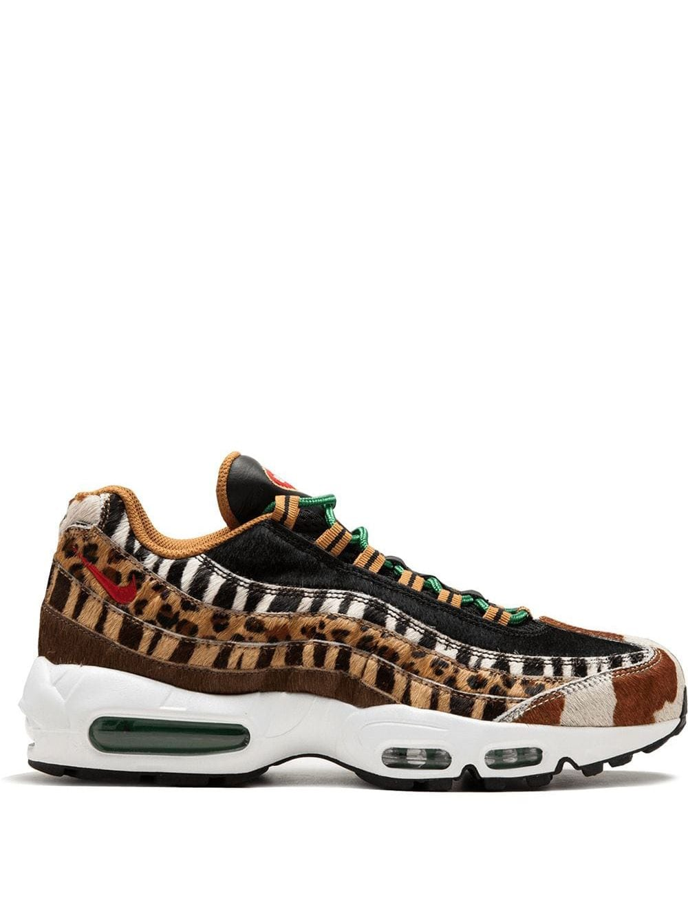free shipping 1fdff 0fd26 Nike  Air Max 95 DLX  Sneakers - Nude von Nike