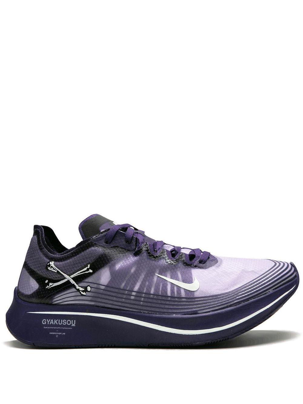 online retailer 3557c df5eb Nike  Zoom Fly  Sneakers - Lila von Nike
