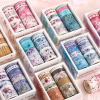 Set of 10: Printed Masking Tape (Various Designs) von Nina's House