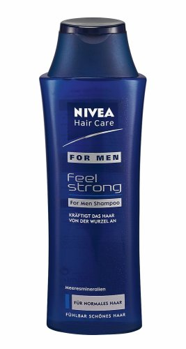 Nivea Hair Care Strong Power Shampoo For Men 250ml von NIVEA