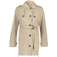 noppies Trenchcoat Nancy plaza taupe von Noppies