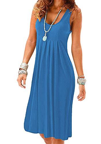 Kleider Von Omzin In Blau Fur Damen