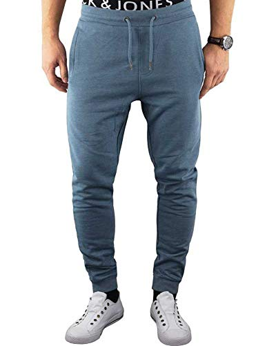 Only & Sons Herren Jogginghose Onssweat Pants Exp (S, Blau (Blue Mirage)) von ONLY & SONS