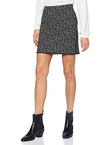 OPUS Damen Ravenna Spotty Rock, Black, 38 von OPUS