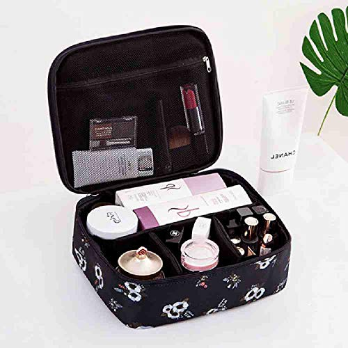 OYHBGK Mens Womens Printing Kosmetiktasche Fällen Beauty Eitelkeit Make-up Waschbeutel Reise Necessarie Make-up Kulturbeutel Organizer Box von OYHBGK