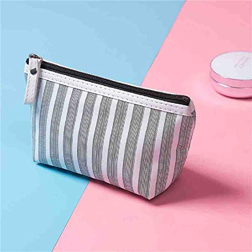 OYHBGK Reise-Kosmetiktasche Tragbare Reise-Make-up-Aufbewahrungstasche Hand Take Lady Cosmetic Organizer Wash Bag von OYHBGK