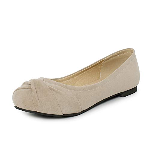 Onewus Damen Fashion Ballerinas Süß Flach Pumps von Onewus
