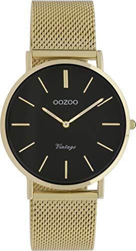 Uhren Für Von Oozoo Schwarz In Damen LpGMqjzVSU
