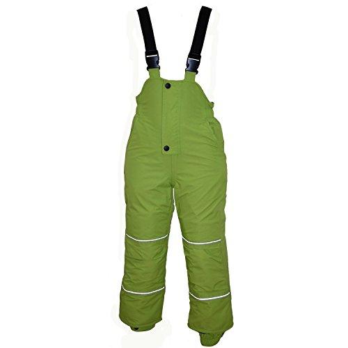 Jungen Skihose Schneehose Fleecefutter Wasserdicht 10.000 mm Wassers/äule Outburst 4860850 dunkelblau