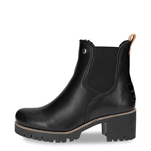 a97a2bcd24c29b PANAMA JACK PIA Igloo Travelling B1 - Damen Schuhe Stiefeletten -  napa-Negro