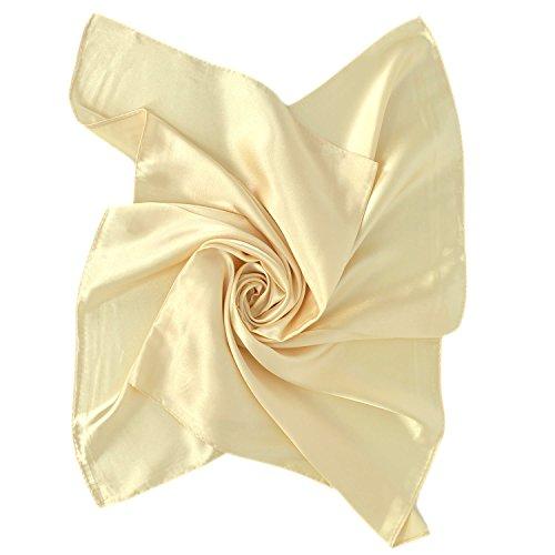 13 Farben ausw/ählbar Schwarz PB-SOAR Einfarbiger Schal Bandana Halstuch Kopftuch Nickituch