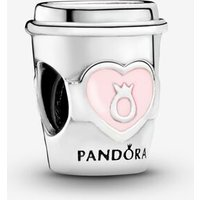 PANDORA Take a Break-Kaffeebecher Charm von Pandora