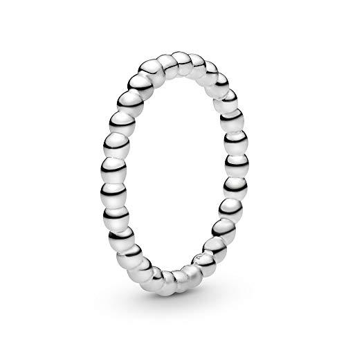 Pandora Damen-Ring Silber Größe 50 190615-50 von Pandora