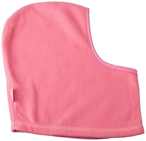 gestreift Playshoes Kinder Zipfelm/ütze aus Fleece softe und atmungsaktive Schlupfm/ütze mit Klettverschluss