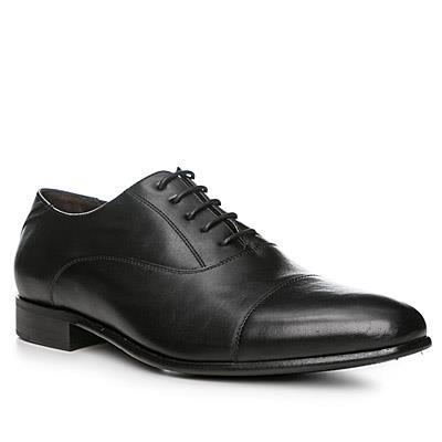 Prime Shoes Cliff/calf black von Prime Shoes
