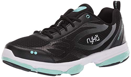 RYKA Damen Devotion XT Black/Mint, 39.5 EU W von RYKA