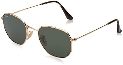 grüne ray ban brille