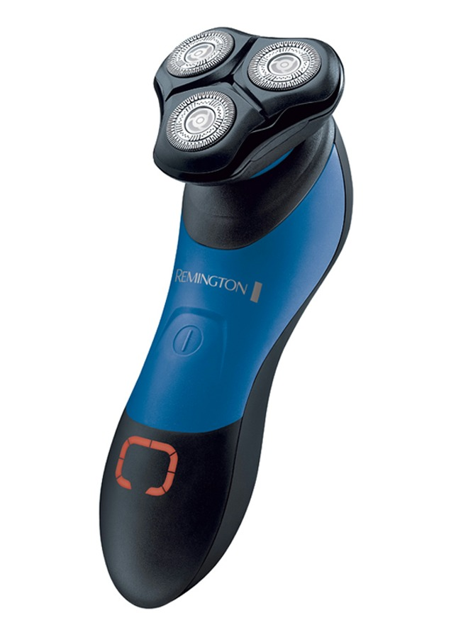 Remington Hyperflex Aqua Plus XR1450 Akku-Rasierer Schwarz/Blau Herren von Remington