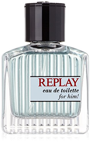 Replay Man homme / men, Eau de Toilette / Spray, 50 ml von Replay