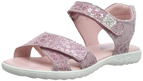 Richter Kinderschuhe Sole, Mädchen Riemchensandalen, Pink (candy 3110), 32 EU (13 Child UK) von Richter Kinderschuhe