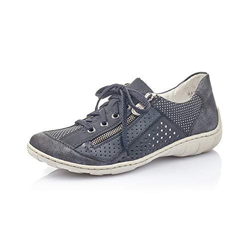 Rieker Women's N5654 Trainers: Amazon.co.uk: Shoes & Bags