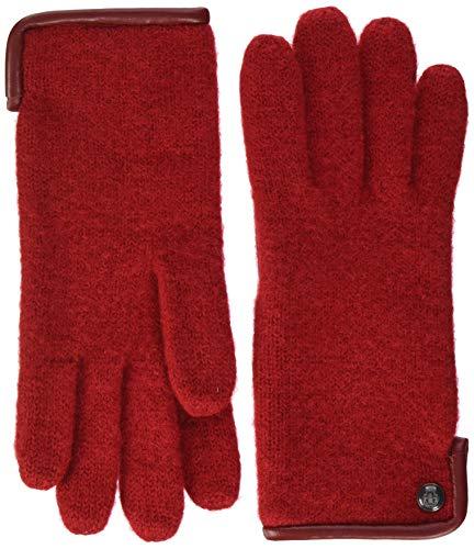 handschuhe von roeckl in rot f r damen. Black Bedroom Furniture Sets. Home Design Ideas