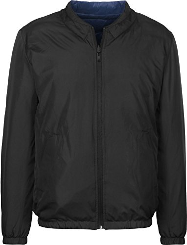 SELECTED HOMME Herren Jacke Shdevans Jacket, Schwarz (Black Black), Medium von SELECTED HOMME