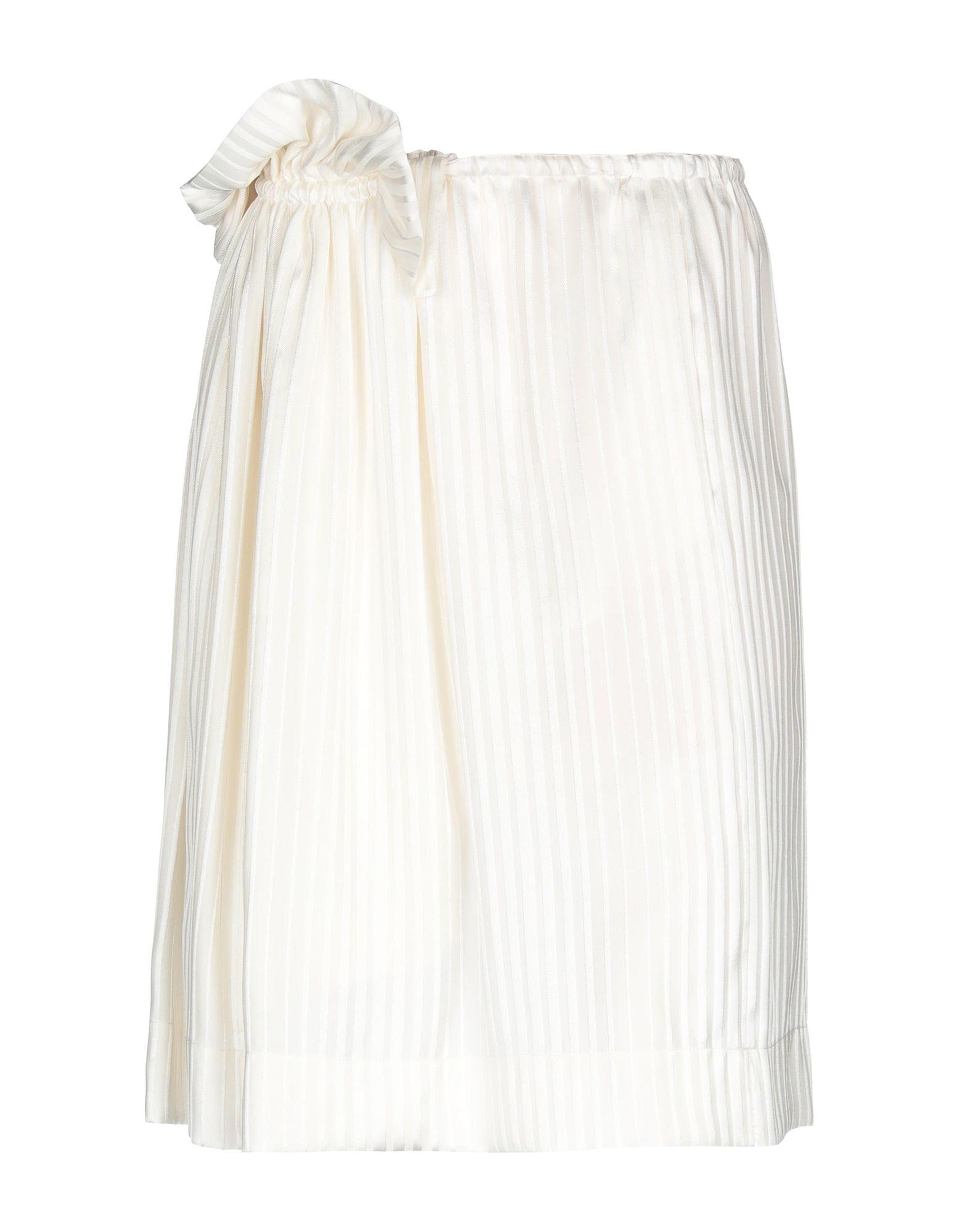 Language In 45 And 47 Stella Street: Mini-Röcke In Weiß Für Frauen. Damenmode In Weiß Bei Fashn.de
