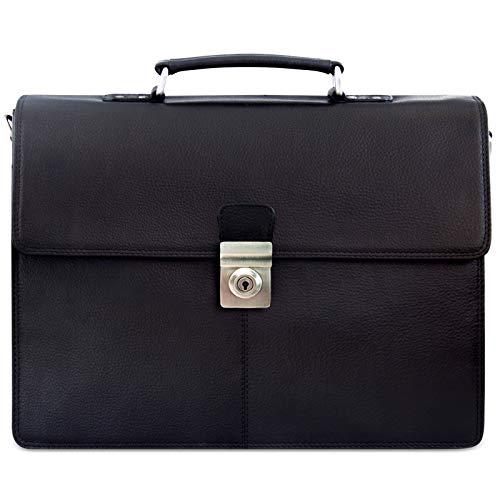 businesstaschen von stilord in schwarz f r damen. Black Bedroom Furniture Sets. Home Design Ideas
