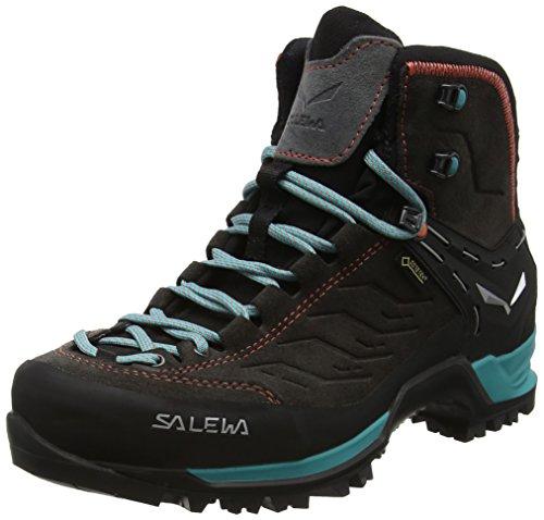 Salewa Alpenrose Ultra Mid Gore-Tex Damen Schuhe Grau/Pink 37