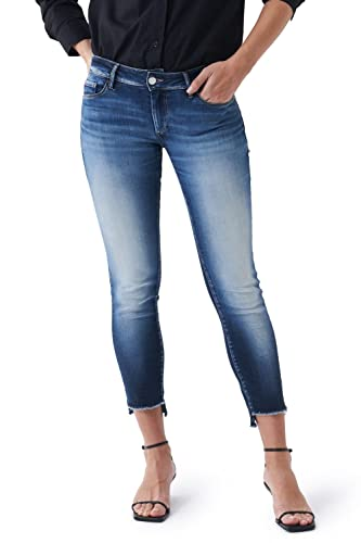 Salsa Jeans Wonder Push Up Capri Premium Wash von Salsa